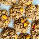 Peach Crisp Cookies
