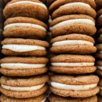 Cinnamon Bun Sandwich Cookies